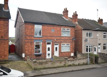 Thumbnail 2 bed semi-detached house for sale in Station Road, Nottingham