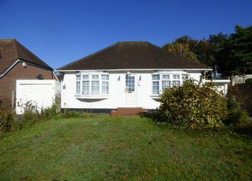 Thumbnail 3 bed detached bungalow for sale in Crabtree Lane, Bookham, Leatherhead