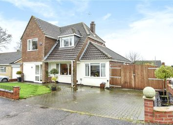 Thumbnail 3 bed detached house for sale in Meadow Bank, Kilmington, Axminster, Devon