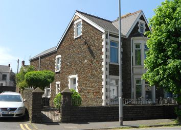 Thumbnail 4 bedroom end terrace house for sale in Tanygroes Street, Port Talbot, Neath Port Talbot.
