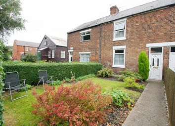 Thumbnail 2 bed terraced house for sale in Hilda Terrace, Throckley, Newcastle Upon Tyne