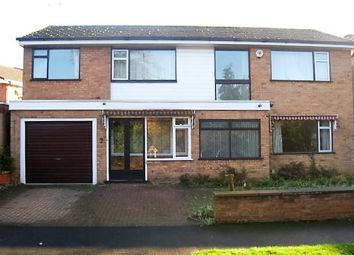 Thumbnail 6 bed detached house to rent in Oak Tree Close, Leamington Spa