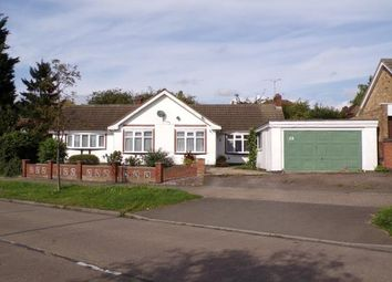 Thumbnail 3 bed bungalow for sale in Thurncourt Road, Leicester