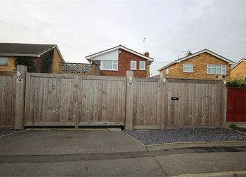 Thumbnail 3 bed detached house to rent in Marine Avenue, Canvey Island, Essex