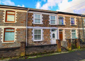 3 bed terraced house for sale in Brithweunydd Road, Trealaw, Tonypandy, Rhondda Cynon Taff CF40