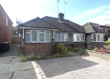 Thumbnail 2 bed semi-detached bungalow to rent in Lovers Walk, Dunstable