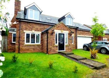 Thumbnail 4 bed detached house for sale in 44C Ormesby Bank, Ormesby, Middlesbrough, Cleveland