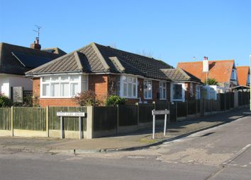 Thumbnail 2 bed detached bungalow for sale in Clifftown Gardens, Herne Bay