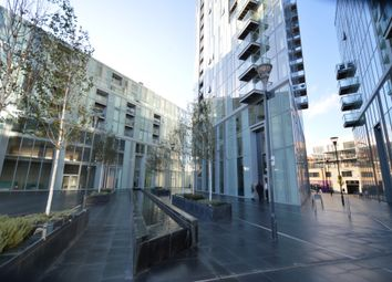 Thumbnail 1 bed flat to rent in Vertex Tower, Harmony Place, London