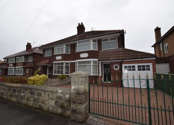 Thumbnail 3 bed semi-detached house for sale in Rydal Avenue, Upton