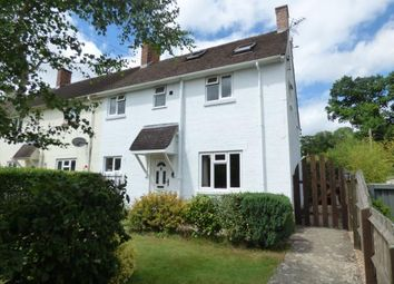 Thumbnail 4 bed end terrace house for sale in Burley, Ringwood, Hampshire