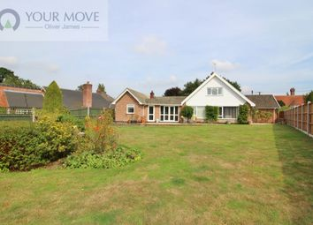 Thumbnail 4 bedroom detached house for sale in Ringsfield Road, Beccles