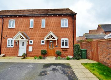 Thumbnail 2 bed end terrace house for sale in Nightingale Way, Didcot