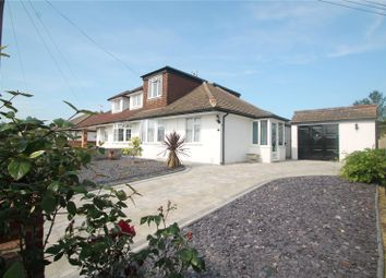 Thumbnail 4 bed semi-detached bungalow for sale in Kelchers Lane, Golden Green, Tonbridge