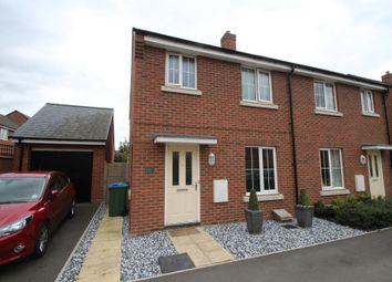 Thumbnail 3 bed semi-detached house for sale in Lambert Road, Aylesbury