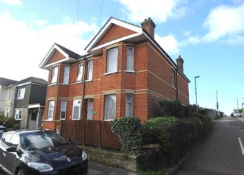 Thumbnail 4 bed semi-detached house for sale in Churchill Road, Parkstone, Poole, Dorset