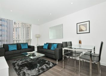 Thumbnail 2 bed flat to rent in Tennyson Apartments, Saffron Central Square, Croydon