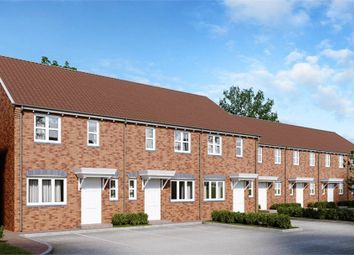 Thumbnail 2 bedroom terraced house for sale in Fox Grove, Scraptoft, Leicester