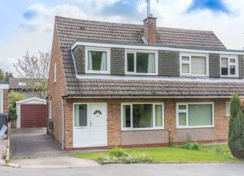 Thumbnail 3 bed semi-detached house for sale in Totley Grange Road, Sheffield