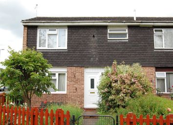 Thumbnail 3 bed end terrace house for sale in Waterfield Road, Hereford