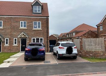 Thumbnail 4 bed semi-detached house for sale in 7 Bounty Drive, Kingswood, Hull