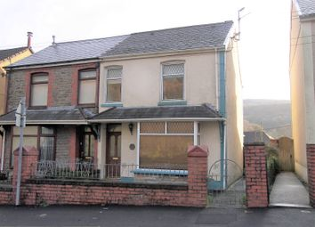 Thumbnail 3 bedroom semi-detached house for sale in Tonclwyda, Clyne, Neath
