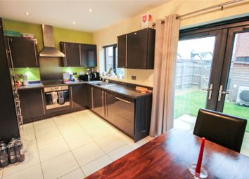 Thumbnail 3 bed town house for sale in Wheatsheaf Way, Leicester