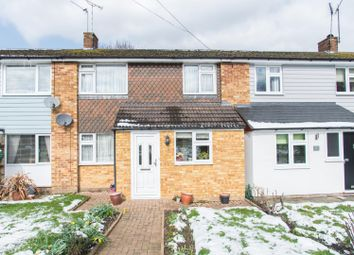 Thumbnail 3 bed terraced house for sale in Crow Green Lane, Pilgrims Hatch, Brentwood