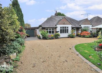 Thumbnail 5 bed detached bungalow for sale in Glebe Lane, Gnosall, Stafford