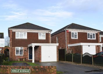 Thumbnail 4 bed detached house for sale in Arkle Avenue, Thatcham