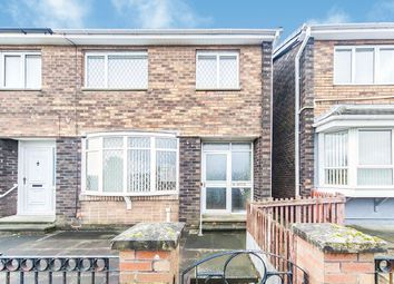 Thumbnail 3 bed semi-detached house for sale in Bexhill Road, Sunderland, Tyne And Wear