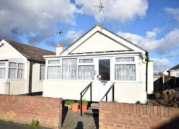 Thumbnail 3 bed detached bungalow for sale in Glebe Way, Jaywick, Clacton-On-Sea