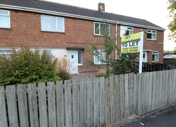 Thumbnail 3 bed terraced house to rent in Opal Avenue, Chilton, Ferryhill