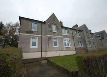 Thumbnail 3 bedroom flat for sale in Braxfield Terrace, Lanark