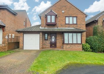 Thumbnail 4 bed detached house for sale in Lydford Court, Houghton Le Spring