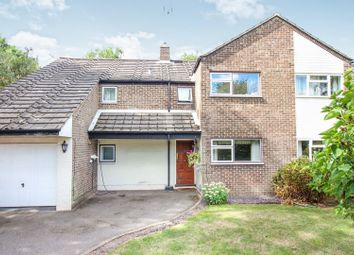 Thumbnail 5 bed semi-detached house for sale in Edenside Road, Bookham, Leatherhead