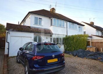 Thumbnail 3 bed semi-detached house for sale in Penn Road, Park Street, St.Albans