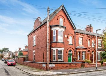 Thumbnail 4 bedroom end terrace house for sale in Derbyshire Road, Manchester, Greater Manchester, Claton