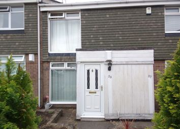 Thumbnail 2 bed flat for sale in Merrion Close, Sunderland