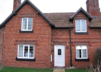 Thumbnail 2 bed cottage to rent in Crudgington Moor Lane, Crudgington, Shropshire