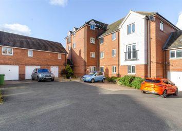 2 bed flat for sale in Woodpecker Way, Costessey, Norwich NR8