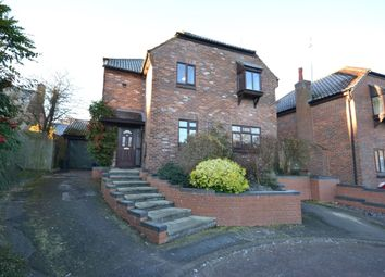 Thumbnail 4 bed detached house for sale in Duston Wildes, Duston, Northampton