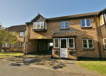 Thumbnail 1 bedroom flat for sale in The Paddocks, Old Catton, Norwich