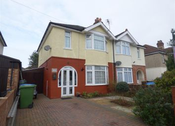 Thumbnail 3 bed semi-detached house for sale in Rownhams Road, Southampton