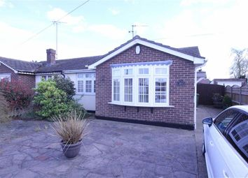 Thumbnail 2 bed semi-detached bungalow to rent in St Davids Way, Wickford, Essex