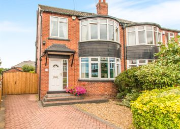 Thumbnail 4 bed semi-detached house for sale in Chelwood Mount, Moortown, Leeds