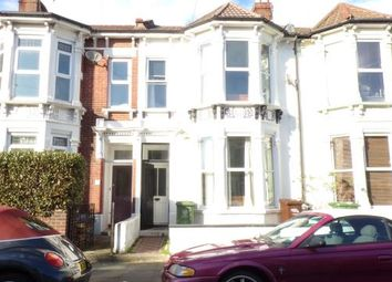 Thumbnail 5 bed terraced house for sale in North End Avenue, Portsmouth