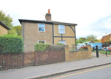 Thumbnail 2 bed semi-detached house for sale in Staines Road East, Lower Sunbury, Middlesex