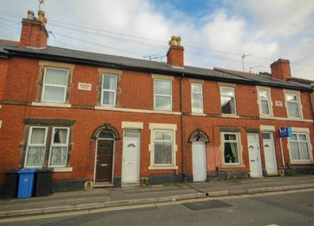 2 bed terraced house for sale in Abbey Street, Derby DE22