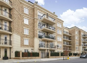 Thumbnail 2 bed flat for sale in Higham House West, 102 Carnwath Road, London